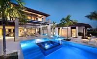 cần cho thuê gấp biệt thự có hồ bơi pmh q7 nhà đẹp nội thất cao cấp 350m2 giá 86 trth 0977771919