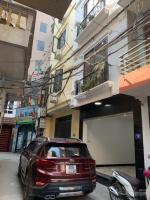 bán nhà gần mặt phố vũ tông phan 45m2 xây 6 tầng mới sau ra mặt đường vành đai 25