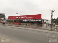 Cần tìm mặt bằng mở siêu thị nội thất, DT 5000 -8000m2, các trục đường quốc lộ chính nối với HN