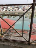 view hồ 3 mặt thoáng 63m2 mt 5m ngọc lâm long biên 4 tỷ