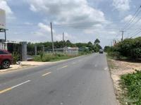 chính chủ bán đất có nhà cấp 4 diện tích 868m2 mặt tiền tỉnh lộ 15 xã an phú củ chi