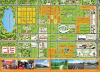 kẹt tiền kinh doanh bán gấp lô đất 90m2 sổ hồng thổ cư 700 triệu khu đô thị phước an nhơn trac