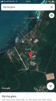 bán 1000m2 đất ở mặt đường mặt sông khu du lịch sinh thái biển rạch vẹm phú quốc giá chỉ 35t