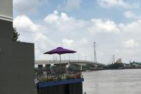 quán cafe view sông cù lao 423m2