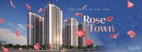 mở bán chung cư rose town ngọc hồi giá siêu tốt