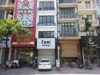 chính chủ bán nhà mặt phố kim mã 68m2 x 5 tầng mt 4m