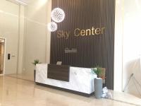 cho thuê văn phòng officetel sky center phổ quang dt 42m2 giá 10trth miễn phí hồ bơi gym