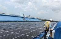 Cần thuê mái tôn lắp đặt hệ thống pin năng lượng mặt trời DT trên 3500m2