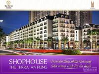 mở bán liền kềshophouse dự án the terra an hưng hà đông giá chỉ từ 10 tỷ