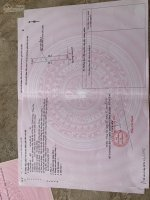 không thể bỏ l đất ven hồ đã có sổ đỏ thổ cư công chứng sang tên luôn lh 0969772159