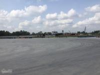cần bán đất sxkd 2 mẫu 6 hai mặt tiền mặt tiền đường xe công mặt sông vàm thủ và sông vàm cỏ đông