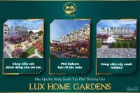 hot chính thức nhận đặt ch dự án nhà phố lux home gardens 50trcăn lh 0904546543