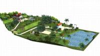 papa farm riverside khu nhà vườn sinh thái nghỉ dưng view sông cực đẹp và mát mẻ 0915570579