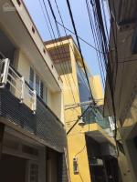 nhà đường hậu giang sau lưng căn mt hẻm 3m thông p11 q6 dt 5x65m