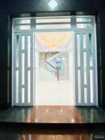 nhà phố 04 tầng dt 04x16m mặt tiền hẻm phù hợp kinh doanh buôn bán cách huỳnh tấn phát 100m
