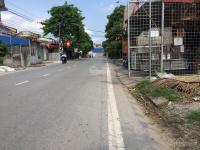 bán đất đất mặt đường 208 đoạn kinh doanh sầm uất lê lợi an dương hải phòng