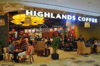 Thương hiệu Highland Coffee cần thuê nhà phố tại Tp.Hồ Chí Minh