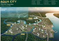 nhà phố aqua city 6x20m giá 56 tỷ 8x20m giá 65 tỷ biệt thự giá 78 tỷ gọi ngay pkd 0918037338