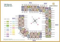 cho thuê căn hộ chung cư hope residence tầng 10 dt 69m2 đồ gắn tường giá 6trtháng lh 0904516638