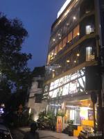 bán nhà đường nguyễn trãi p3 q5 đang kinh doanh khách sạn 35 phòng dt 6x22m hầm 7 lầu thang máy