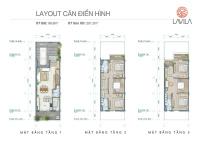 duy nhất căn nhà phố 97m2 dự án lavila nam sài gòn hướng đông giá tốt nhất hiện tại bao 5 sổ