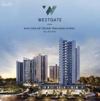 căn hộ west gate trung tâm hành chính bình chánh mua nhà tt 30 nhận nhà tt phần còn lại