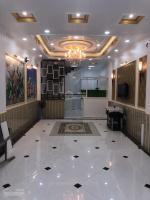 bán nhà mặt tiền hồ văn huê 45x19m 1 trệt 3 lầu sân thượng