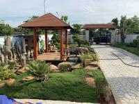 chính chủ bán đất tiện xây nhà vườn cực đẹp mặt tiền đường võ thị sáu rộng 36m