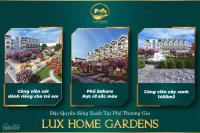 nhận đặt ch dự án lux home gardens không mua hoàn lại tiền cam kết vị trí đẹp giá tốt view đẹp