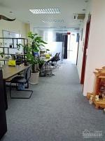 cho thuê văn phòng đường cầu giấy 35m2 giá 4trth full nội thất
