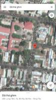 phường long tâm gần bệnh viện 700 giường giá chỉ 12 tỷ đường nhựa vỉa hè xây dựng tự do