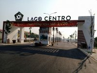 bán đất nền ngay trung tâm thương mại 100 thổ cư sổ đỏ dự án lago centro nền c 28