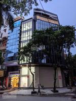 cho thuê nhà mặt phố đường lê đức thọ mt 20m dt 200m2 x 6 tầng có cắt lẻ giá rẻ nhất