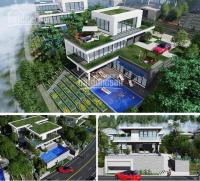 biệt thự nghỉ dưng ven đô sở hữu vĩnh viễn chỉ từ 108trm2 xây 25 tầng có bể bơi riêng