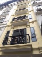 bán nhà 6 tầng thang máy 45m2 đường nguyễn đình hoàn cầu giấy kinh doanh tốt giá 62 tỷ