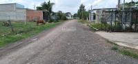 lô góc 2 mặt tiền đường đá mi 7 mét dt 10x38m hòa khánh nam đường thông ra đường n2