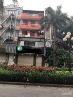 cho thuê nhà mặt phố tại trung hoà dt 120m2 5 tầng mt 8m thông sàn tiện kinh doanh giá 50tr