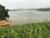cần nhượng 8590m2 đất mặt hồ đồng chanh view thoáng đẹp lương sơn hòa bình lh 0906299161