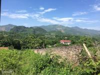 bán lô đất 6500m2 đất bám mặt hồ rộng views cao thoáng mát giá rẻ tại lương sơn hòa bình