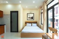 phòng trọ căn hộ mini mới full nội thất ngay trung tâm q10 hẻm ô tô an ninh tốt có ban công