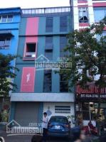 cho thuê cả tòa nhà mặt phố quan hoa cầu giấy hà nội dt 80m2 x 4 tầng mặt tiền 7m giá 30 triệu