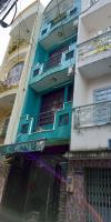 bán nhà mặt tiền tân thành ngay thuận kiều nhà 2 lầu st cn 40m2 giá 115 tỷ q5