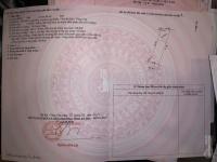 lô đất thổ cư 3 mặt tiền ql 55 2396m2 chính chủ shr lh 0938128676