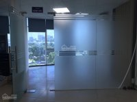cho thuê tầng 4 văn phòng mặt đường lê trọng tấn diện tích 108m2 thiết kế hợp lý