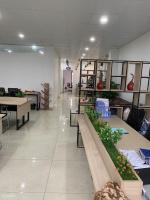 cho thuê sàn văn phòng tại phố dịch vọng dt 125m2 thông sàn giá 28 trth vp đẹp lh 0963506523