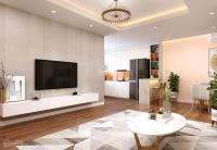 bán căn 22 trm2 tòa river cao cấp full nội thất 3 phòng ngủ chung cư eurowindow river park