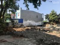 chính chủ bán lô đất 2 mặt tiền xây nhà rất thoáng và đẹp