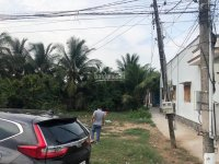 chính chủ bán đất 2 mt đường ở xã thạnh đức bến lức dt 7x23m thổ cư 100 giá 1050 tỷ tl