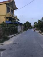 bán lô đất 118m2 mặt đường trục chính thôn minh kha cách mặt đường 351 tầm 100m