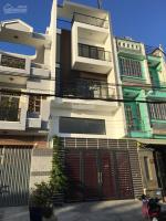 bán nhà mặt tiền 4 tầng 85m2 5x17m an dương vương p16 q8